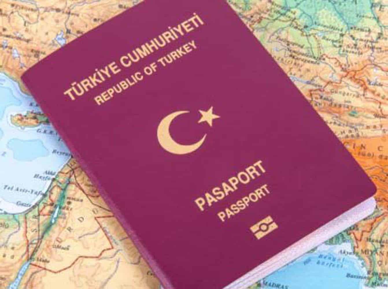 Photo of Bir Yıllık Pasaport Harcı
