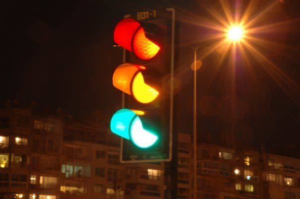 trafik ışık cezası