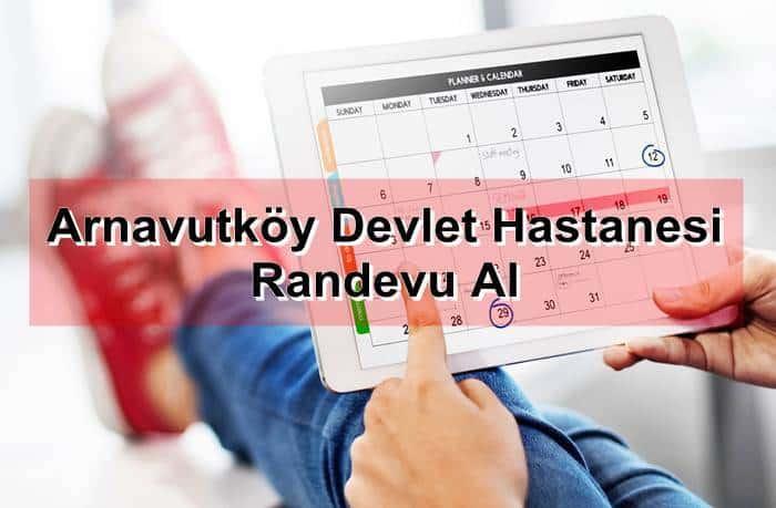 Photo of Arnavutköy Devlet Hastanesi Randevu Al