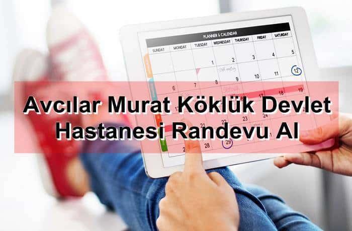 Photo of Avcılar Murat Kölük Devlet Hastanesi Randevu Al