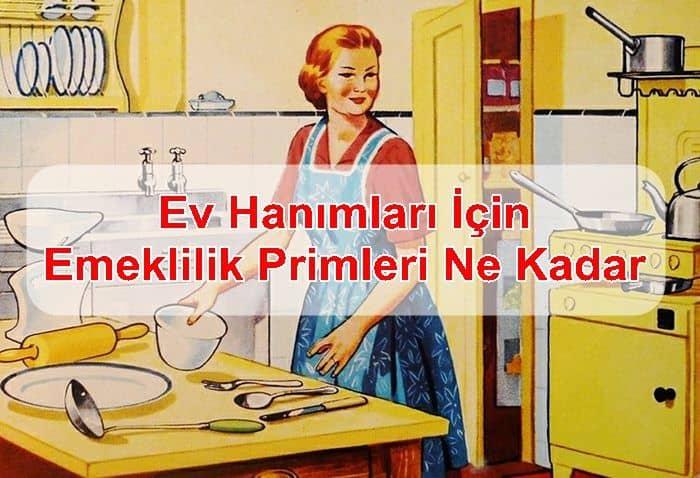 Photo of Ev Hanımları İçin Emeklilik Primleri ve Şartları