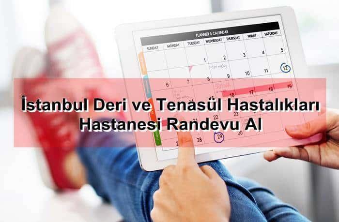 Photo of İstanbul Deri ve Tenasül Hastalıkları Hastanesi Randevu Al