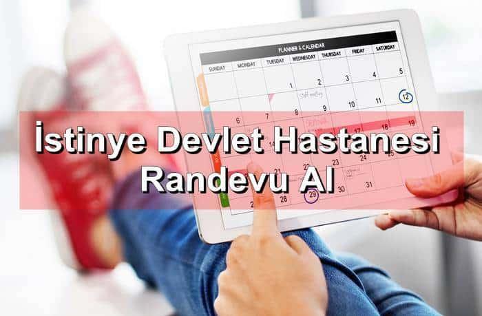 Photo of İstinye Devlet Hastanesi Randevu Al