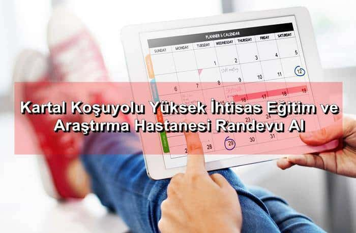 Photo of Kartal Koşu Yolu Yüksek İhtisas Eğitim ve Araştırma Hastanesi Randevu Al