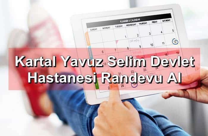 Photo of Kartal Yavuz Selim Devlet Hastanesi Randevu Al