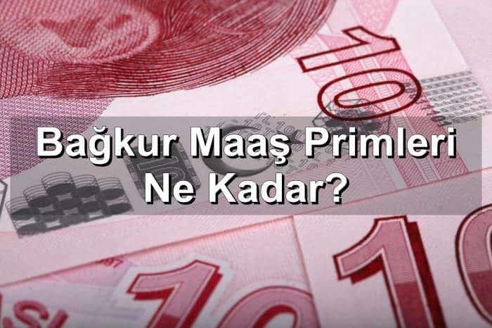 Photo of Bağkur Maaş Primleri Ne Kadar?