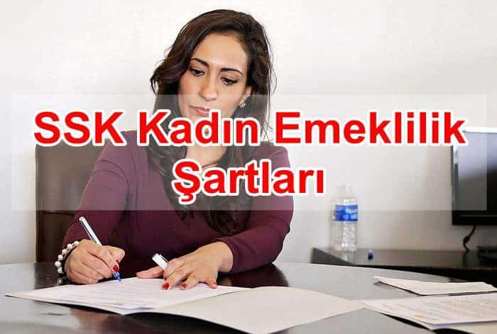 Photo of SSK Kadın Emeklilik Şartları