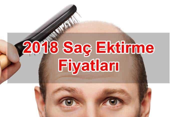 Photo of 2018 Saç Ektirme Fiyatları