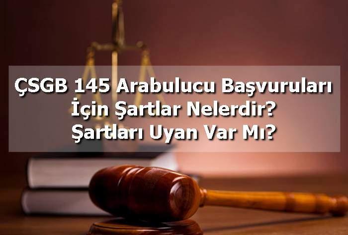 Photo of ÇSGB 145 Arabulucu Başvuru Şartlar Nelerdir?