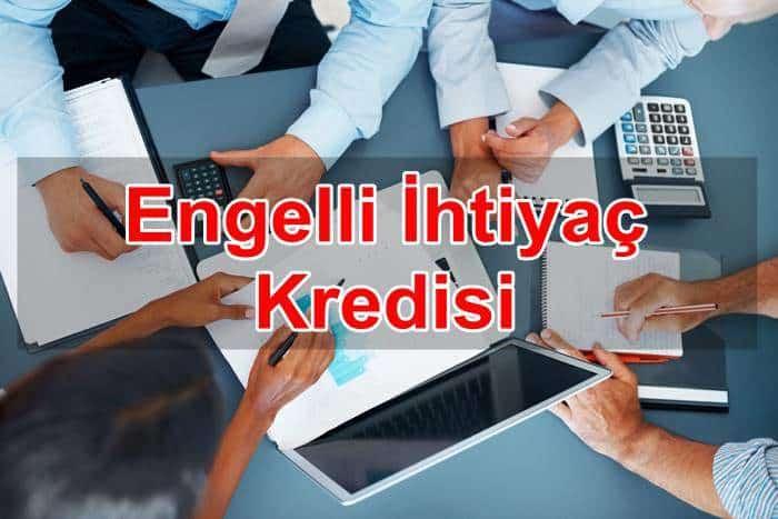Photo of Engelli İhtiyaç Kredisi