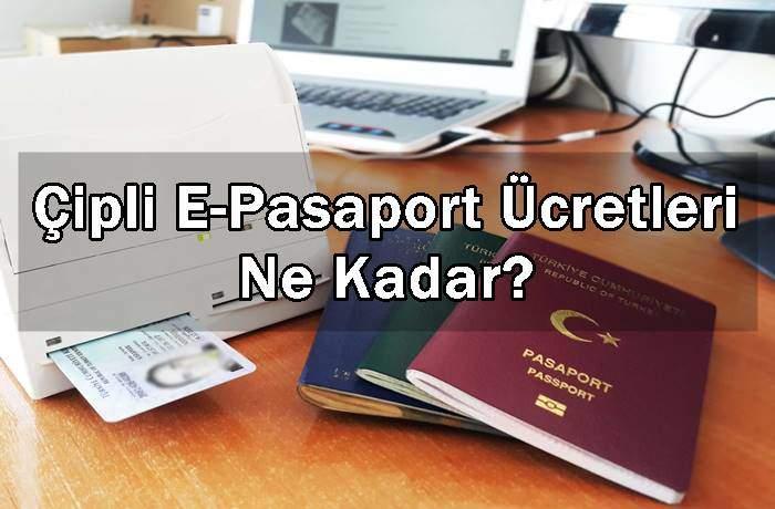 Photo of Çipli E-Pasaport Ücretleri Ne Kadar?