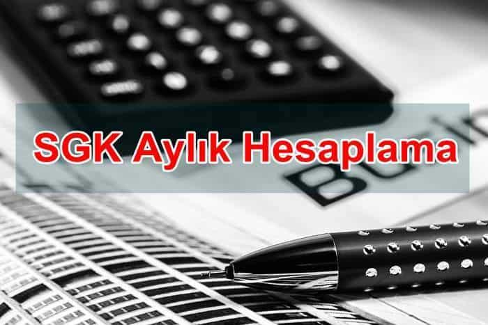 Photo of SGK Aylık Hesaplama 2018