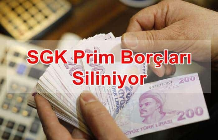 Photo of SGK Prim Borçları Siliniyor