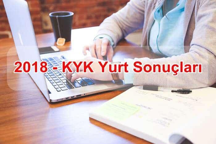 Photo of 2018 – KYK Yurt Sonuçları !