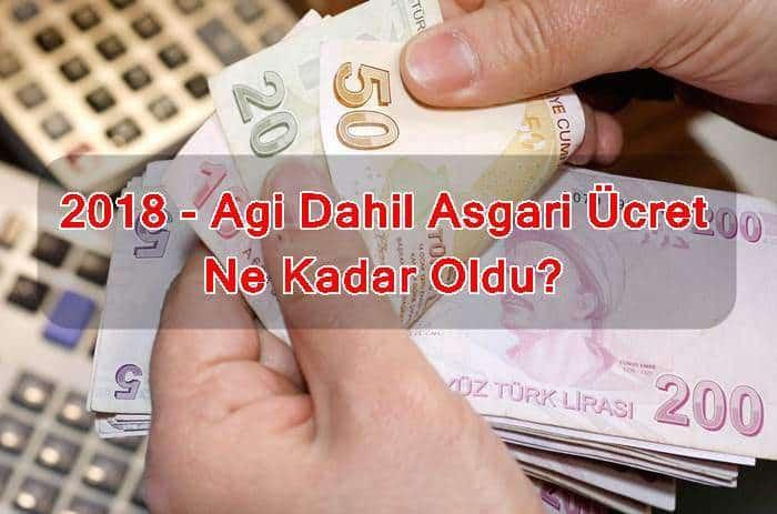 Photo of 2018 – Agi Dahil Asgari Ücret Ne Kadar Oldu?