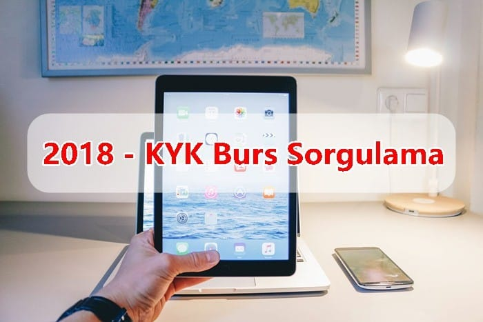Photo of 2018 – KYK Burs Sorgulama