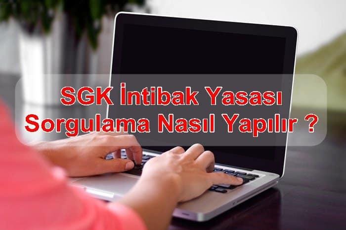 Photo of SGK İntibak Yasası Sorgulama Nasıl Yapılır ?