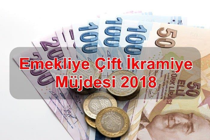 Photo of Emekliye Çift İkramiye Müjdesi 2018
