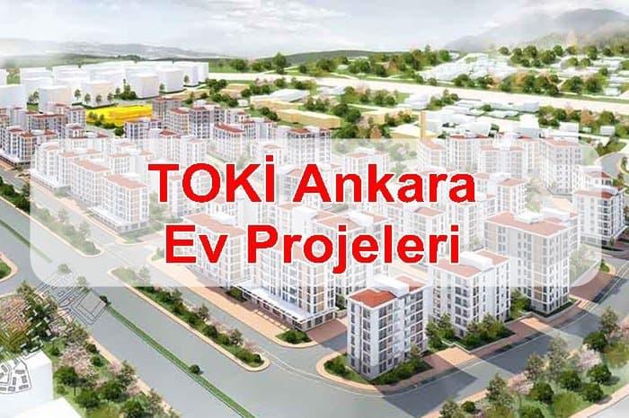 Photo of TOKİ Ankara Ev Projeleri