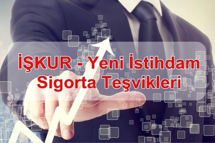 Photo of İŞKUR – Yeni İstihdam ve Sigorta Teşvikleri