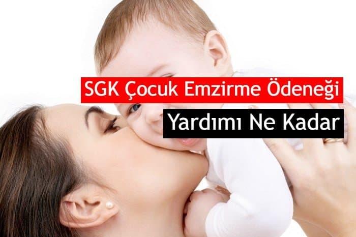 Photo of 2019 SGK Çocuk Emzirme Ödeneği Yardımı Ne Kadar ?