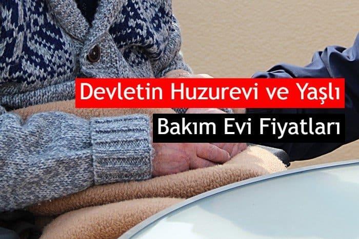 Photo of Devletin Huzurevi ve Yaşlı Bakım Evi Fiyatları, Başvurusu